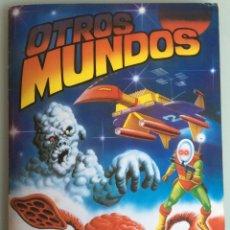 Coleccionismo Álbum: OTROS MUNDOS. EDITORIAL MAGA. IMPECABLE. FOTOS DE TODAS LAS PAGINAS 1984. Lote 72240079