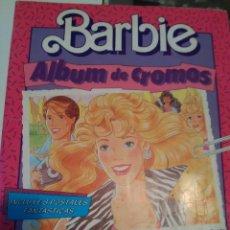 Coleccionismo Álbum: BARBIE ALBUM DE CROMOS COMPLETO. PANINI 1989.. Lote 72376935