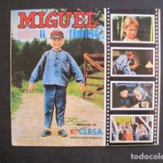 Coleccionismo Álbum: MIGUEL EL TRAVIESO - COMPLETO - FHER 1977 - YOGUR CLESA -VER FOTOS -( V-8124). Lote 72802591