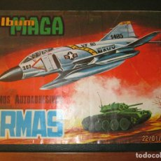 Coleccionismo Álbum: ARMAS MAGA . Lote 73517791