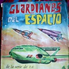 Coleccionismo Álbum: GUARDIANES DEL ESPACIO- THUNDERBIRDS. Lote 73785619