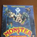 Coleccionismo Álbum: MONSTER IN MY POCKET COMPLETO. Lote 73916999