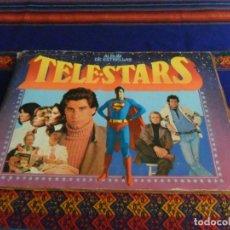 Coleccionismo Álbum: TELESTARS TELE STARS TELE-STARS COMPLETO. ESTE 1978. REGALO FANS INCOMPLETO CON COLOCAS.. Lote 74162723