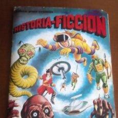 Coleccionismo Álbum: HISTORIA FICCION COMPLETO MIRAR FOTOS. Lote 74297119