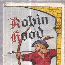 Coleccionismo Álbum: ALBUM ROBIN HOOD. COMPLETO. PERFECTO ESTADO. VER FOTOS.. Lote 74788079