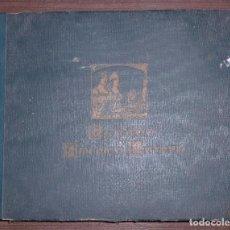 Coleccionismo Álbum: ALBUM. ESPAÑA Y LA AMERICA LATINA. COMPLETO. HENRY CLAY AND BOCK & CO. LTD. HABANA. 27,3 X 36CM. Lote 74922267