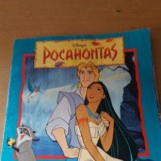 Coleccionismo Álbum: ALBUM POCAHONTAS.. Lote 75031095