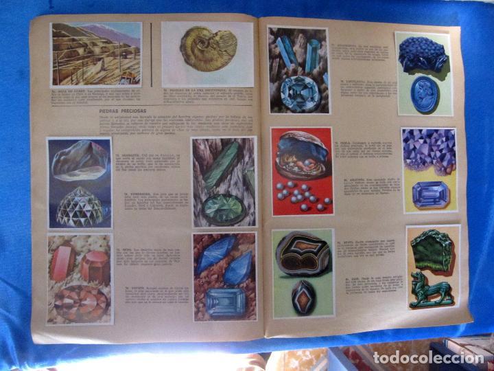 Coleccionismo Álbum: ÁLBUM COMPLETO. HISTORIA NATURAL. EDITORIAL BRUGUERA, 1967. - Foto 5 - 75411537
