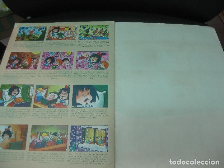 Coleccionismo Álbum: ALBUM COMPLETO. ¡VAMOS A LA CAMA!. AVENTURAS DE LA FAMILIA TELERIN. 180 CROMOS. BRUGUERA 1965 - Foto 4 - 76612711