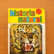 Coleccionismo Álbum: ÁLBUM HISTORIA NATURAL - EDITORIAL BRUGUERA 1967- COMPLETO - VER LAS FOTOS EN EL INTERIOR . Lote 76943797