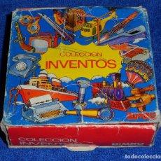 Coleccionismo Álbum: INVENTOS - BIMBO ¡COLECCIÓN COMPLETA!. Lote 76960017