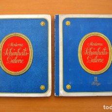 Coleccionismo Álbum: ARTISTAS DE CINE DE LOS AÑOS 30 - 2 ALBUMES ALEMANES COMPLETOS, VER FOTOS Y EXPLICACIÓN. Lote 76975413