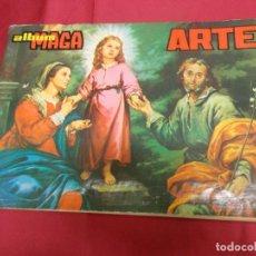 Coleccionismo Álbum: ALBUM DE CROMOS MAGA ARTE. COMPLETO. . Lote 77459769