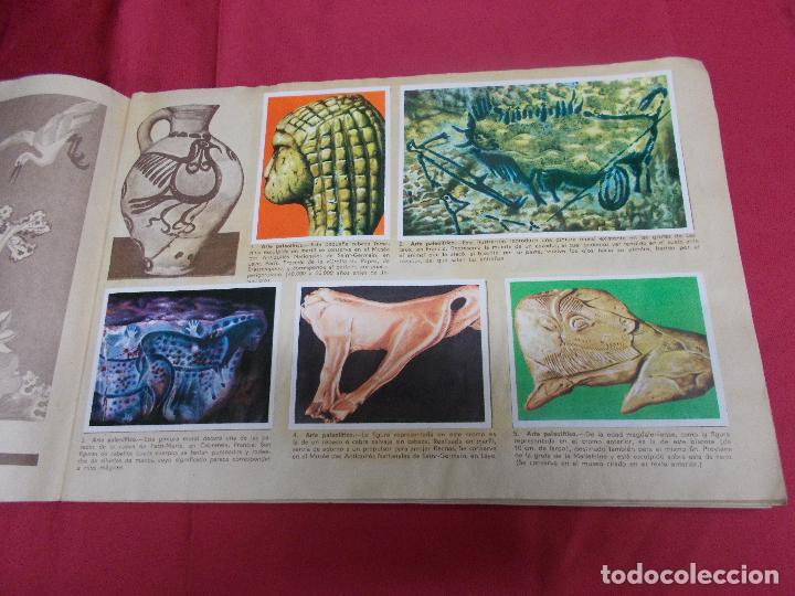 Coleccionismo Álbum: ALBUM DE CROMOS MAGA ARTE. COMPLETO. - Foto 3 - 77459769