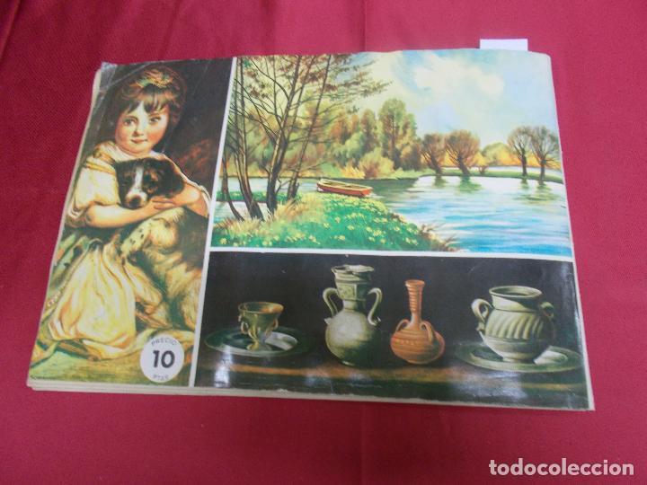 Coleccionismo Álbum: ALBUM DE CROMOS MAGA ARTE. COMPLETO. - Foto 33 - 77459769