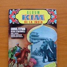 Coleccionismo Álbum: ÁLBUM KIM DE LA INDIA - EDICIONES CLIPER 1951 - COMPLETO - VER LAS FOTOS DEL INTERIOR . Lote 77904001