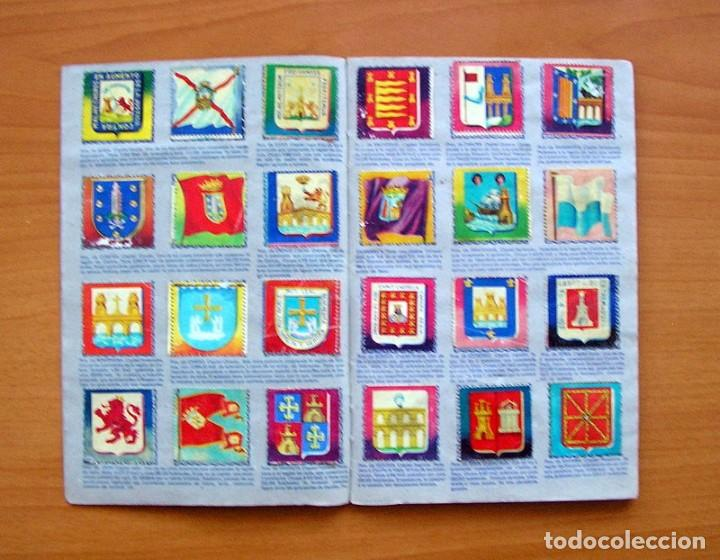 Coleccionismo Álbum: Álbum Banderas y escudos de todo el mundo - Editorial Fher 1949 - Completo- Ver fotos en el interior - Foto 3 - 78121353