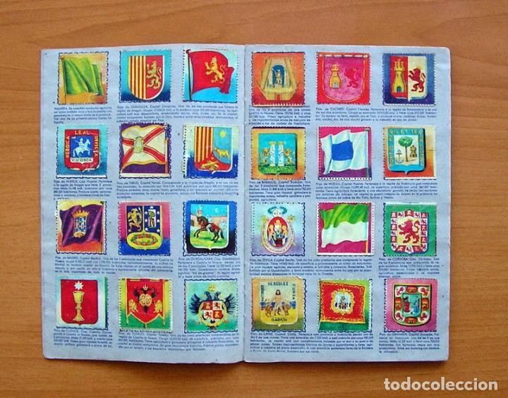 Coleccionismo Álbum: Álbum Banderas y escudos de todo el mundo - Editorial Fher 1949 - Completo- Ver fotos en el interior - Foto 4 - 78121353