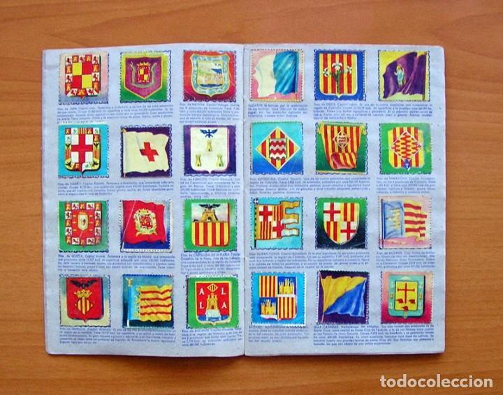 Coleccionismo Álbum: Álbum Banderas y escudos de todo el mundo - Editorial Fher 1949 - Completo- Ver fotos en el interior - Foto 5 - 78121353
