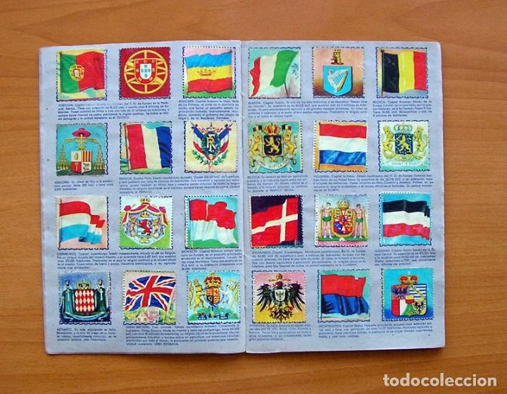 Coleccionismo Álbum: Álbum Banderas y escudos de todo el mundo - Editorial Fher 1949 - Completo- Ver fotos en el interior - Foto 6 - 78121353