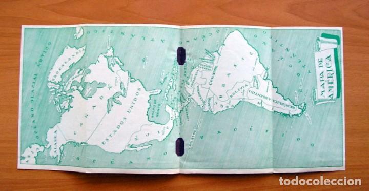 Coleccionismo Álbum: Álbum Banderas y escudos de todo el mundo - Editorial Fher 1949 - Completo- Ver fotos en el interior - Foto 10 - 78121353
