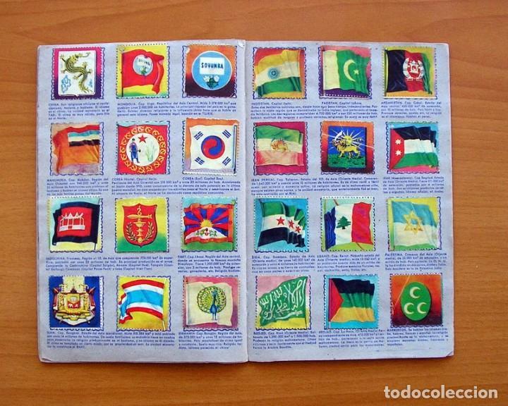 Coleccionismo Álbum: Álbum Banderas y escudos de todo el mundo - Editorial Fher 1949 - Completo- Ver fotos en el interior - Foto 14 - 78121353