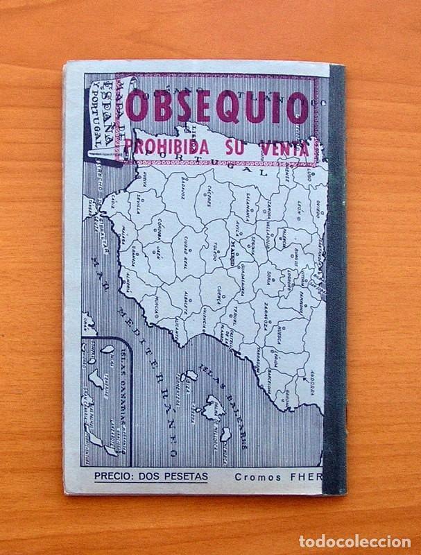 Coleccionismo Álbum: Álbum Banderas y escudos de todo el mundo - Editorial Fher 1949 - Completo- Ver fotos en el interior - Foto 18 - 78121353