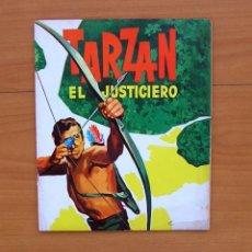 Coleccionismo Álbum: ÁLBUM TARZÁN EL JUSTICIERO - EDITORIAL RUIZ ROMERO 1967 - COMPLETO - VER FOTOS EN EL INTERIOR . Lote 78210493
