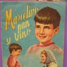 Coleccionismo Álbum: MARCELINO PAN Y VINO - ÁLBUM COMPLETO. 28 PÁGINAS, 240 CROMOS. (FHER). Lote 79100733