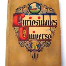 Coleccionismo Álbum: ALBUM 1933 NESTLE CURIOSIDADES DEL UNIVERSO. COMPLETO. ANIMALES, RAZAS, CONSTELACIONES. FOTOS TODO. Lote 29379744