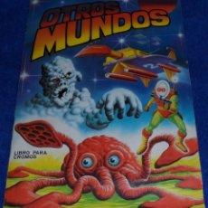 Coleccionismo Álbum: OTROS MUNDO - MAGA ¡COMPLETO!. Lote 79184501