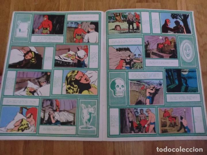 Coleccionismo Álbum: ALBUM COMPLETO DEL HOMBRE ENMASCARADO,( DOLAR), FASCIMIL,!!!UNICO COMPLETO ,NUNCA VISTO!!! - Foto 3 - 97408694