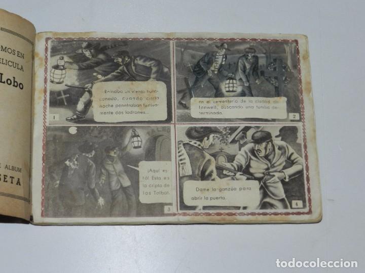 Coleccionismo Álbum: ALBUM FRANKENSTEIN Y EL HOMBRE LOBO , COMPLETO !!! 144 CROMOS DE LA PELICULA , EDT FHER - Foto 3 - 79336549