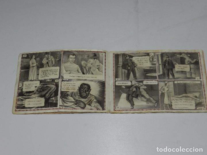 Coleccionismo Álbum: ALBUM FRANKENSTEIN Y EL HOMBRE LOBO , COMPLETO !!! 144 CROMOS DE LA PELICULA , EDT FHER - Foto 4 - 79336549