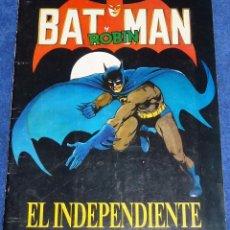Coleccionismo Álbum: BATMAN Y ROBIN - EL INDEPENDIENTE (1989) ¡COMPLETO!. Lote 79336745