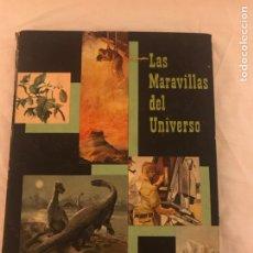 Coleccionismo Álbum: ÁLBUM LAS MARAVILLAS DEL UNIVERSO TOMO II AÑO 1957 , NESTLE LA PENILLA DE SANTANDER .. Lote 79644022