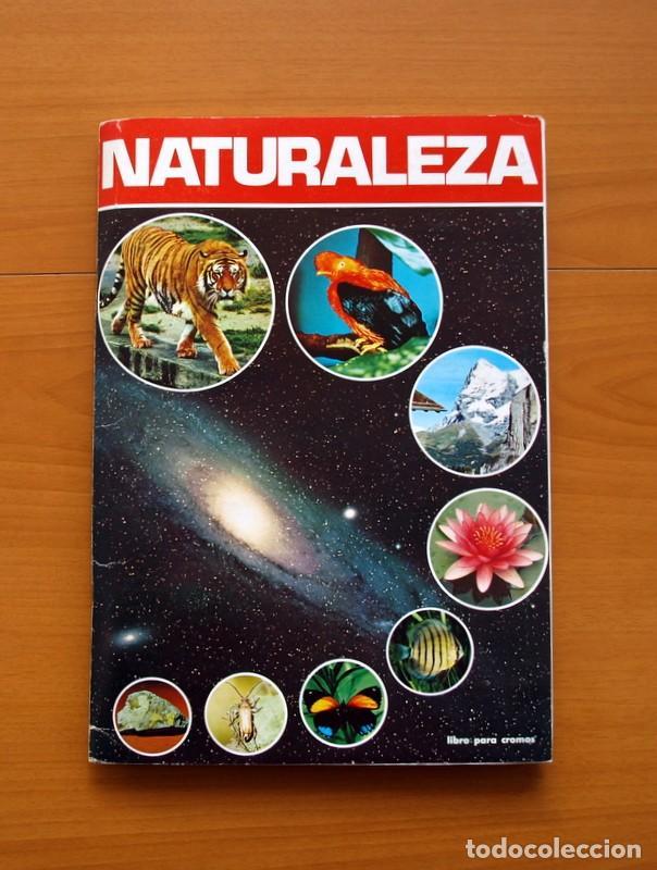 ÁLBUM NATURALEZA - EDITORIAL FHER 1981 - COMPLETO - VER FOTOS EN EL INTERIOR (Coleccionismo - Cromos y Álbumes - Álbumes Completos)