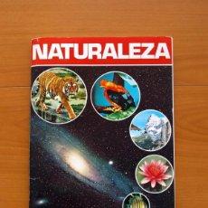 Coleccionismo Álbum: ÁLBUM NATURALEZA - EDITORIAL FHER 1981 - COMPLETO - VER FOTOS EN EL INTERIOR . Lote 80745334