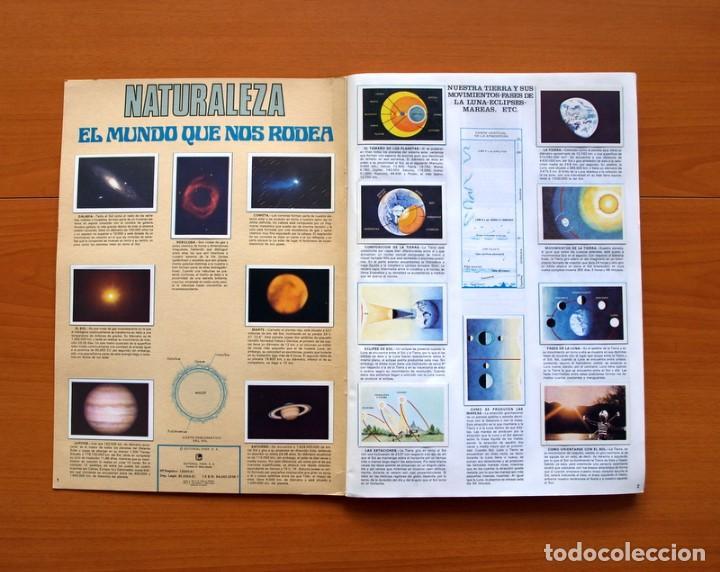 Coleccionismo Álbum: Álbum Naturaleza - Editorial Fher 1981 - Completo - Ver fotos en el interior - Foto 2 - 80745334