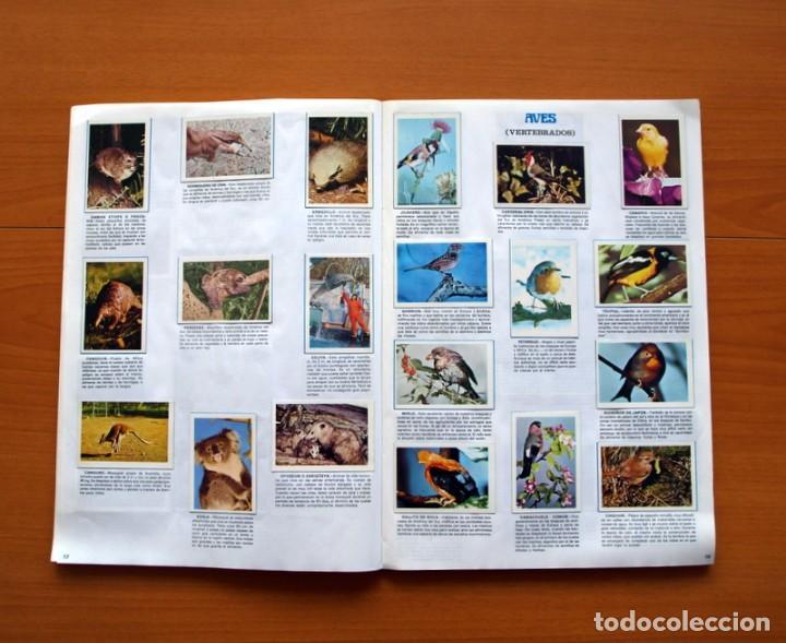 Coleccionismo Álbum: Álbum Naturaleza - Editorial Fher 1981 - Completo - Ver fotos en el interior - Foto 10 - 80745334