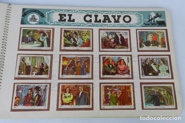 Coleccionismo Álbum: ALBUM CIFESA DE LA PRODUCTORA VALENCIANA DE CINE. AÑOS 40, COMPLETO. MUY RARO DE ENCONTRAR. HEMOS PU - Foto 8 - 80950184