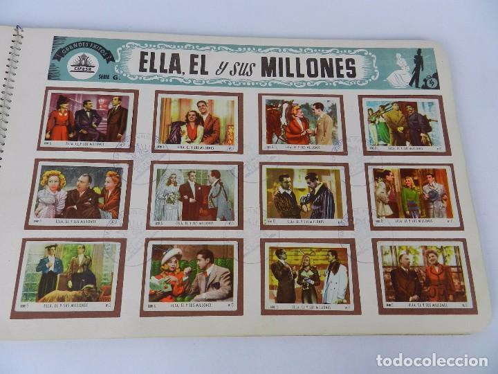 Coleccionismo Álbum: ALBUM CIFESA DE LA PRODUCTORA VALENCIANA DE CINE. AÑOS 40, COMPLETO. MUY RARO DE ENCONTRAR. HEMOS PU - Foto 9 - 80950184