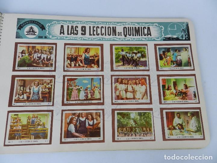 Coleccionismo Álbum: ALBUM CIFESA DE LA PRODUCTORA VALENCIANA DE CINE. AÑOS 40, COMPLETO. MUY RARO DE ENCONTRAR. HEMOS PU - Foto 13 - 80950184