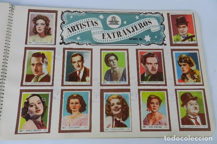 Coleccionismo Álbum: ALBUM CIFESA DE LA PRODUCTORA VALENCIANA DE CINE. AÑOS 40, COMPLETO. MUY RARO DE ENCONTRAR. HEMOS PU - Foto 18 - 80950184