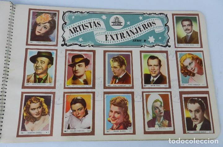 Coleccionismo Álbum: ALBUM CIFESA DE LA PRODUCTORA VALENCIANA DE CINE. AÑOS 40, COMPLETO. MUY RARO DE ENCONTRAR. HEMOS PU - Foto 19 - 80950184