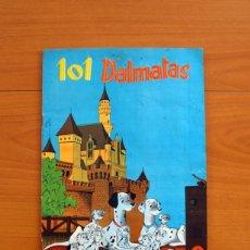 Coleccionismo Álbum: ÁLBUM 101 DALMATAS - WALT DISNEY - EDITORIAL FHER 1962 - COMPLETO - VER FOTOS EN EL INTERIOR. Lote 81014480