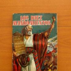 Coleccionismo Álbum: ÁLBUM LOS DIEZ MANDAMIENTOS - EDITORIAL BRUGUERA 1959 - COMPLETO - VER FOTOS INTERIOR . Lote 81754008
