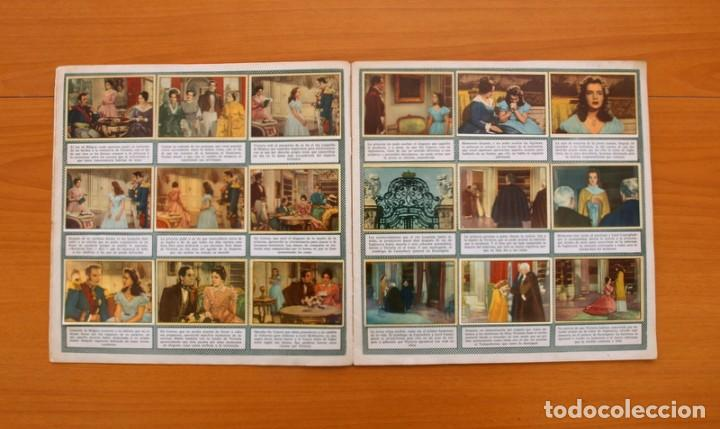 Coleccionismo Álbum: Álbum Los jóvenes años de una reina - Editorial Bruguera 1958 -Completo -Ver fotos adicionales - Foto 4 - 81990292