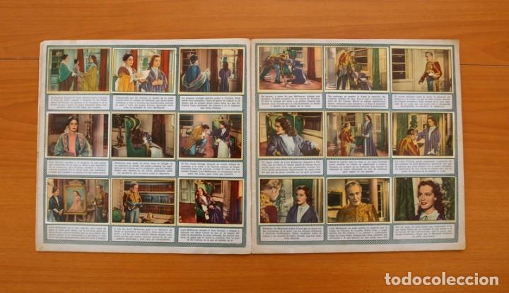 Coleccionismo Álbum: Álbum Los jóvenes años de una reina - Editorial Bruguera 1958 -Completo -Ver fotos adicionales - Foto 5 - 81990292