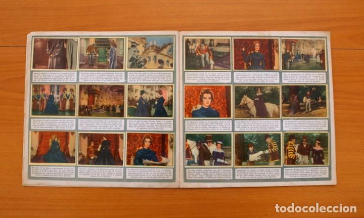 Coleccionismo Álbum: Álbum Los jóvenes años de una reina - Editorial Bruguera 1958 -Completo -Ver fotos adicionales - Foto 6 - 81990292